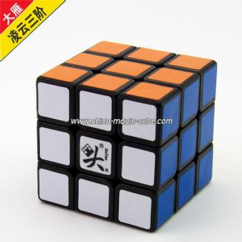 <Free Shipping>DaYan LingYun V2 3x3x3 Magic Cube for speed-cubing Black