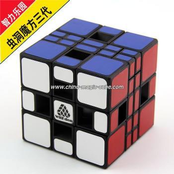 Free Shipping>WitEden Wormhole V3 Cube - China Magic Cube