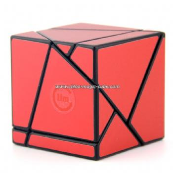 Funs LimCub epocket  2x2 Ghost Cube red Magic Cube Puzzles Toy