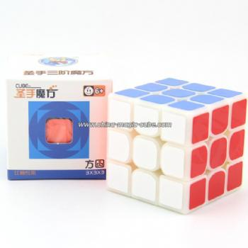 ShengShou Fangyuan 3x3x3 Magic Cube Rubik's Cube Primary colors
