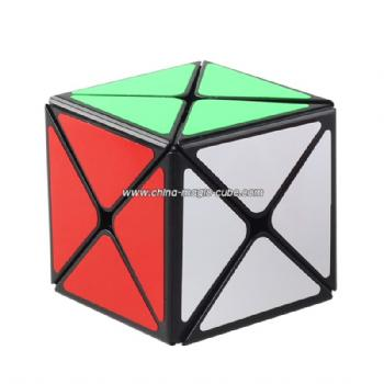 Shengshou Legend 8 Axis Magic Cube Puzzle Toy - Black