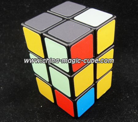 how to solve a 2x2x3